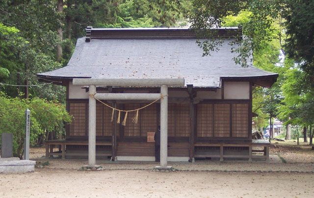 Aiki Shrine in Iwama