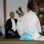 Video: Doshu Moriteru Ueshiba demonstrates at the 2006 Iwama Taisai
