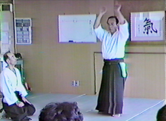 Video: Koichi Tohei teaches Ki Society Seminar in Osaka, 1983 — Part 3