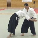 Video: Hitohiro Saito demonstrates at Aiki Expo 2005