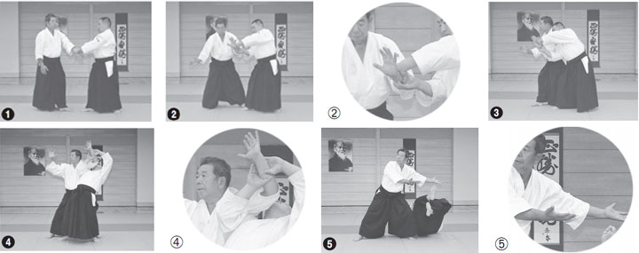 "Click here for information on Morihiro Saito's ""Complete Guide to Aikido"""
