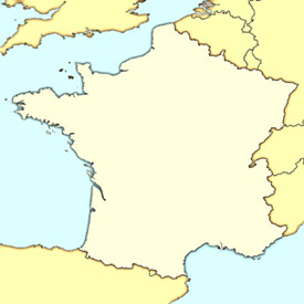 france-map